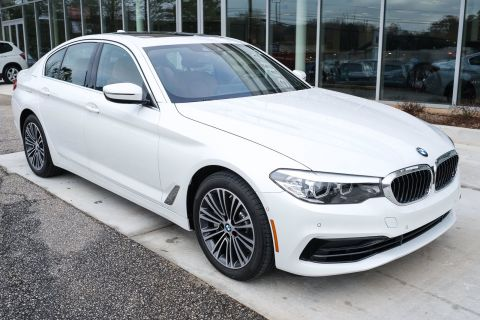 2020 BMW 5 Series 530i xDrive